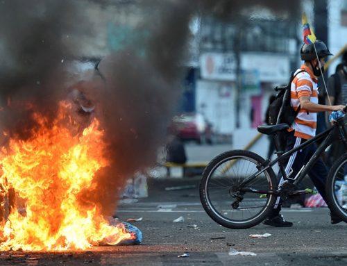 Protestas en Colombia (II): Movilización y violencia estatal